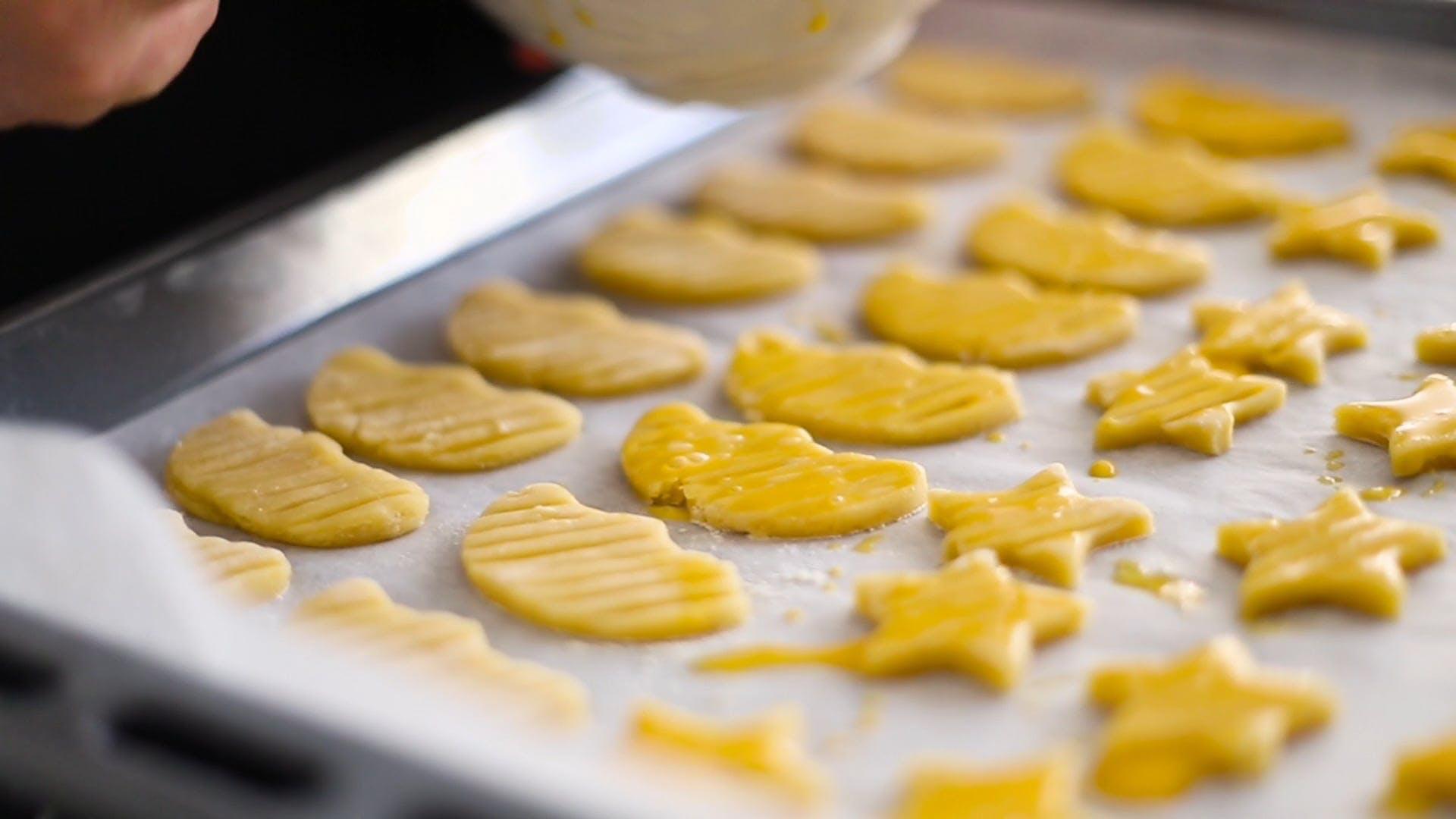 The Art In Baking Cookies