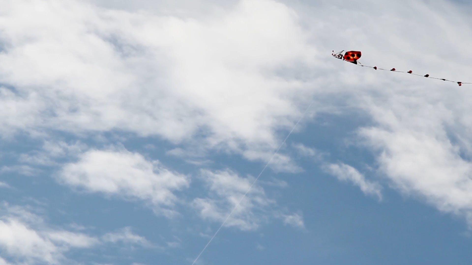 Someone Flying A Kite