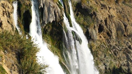 Waterfalls Flowing
