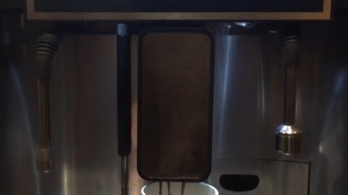 Steam Coming From Cooking