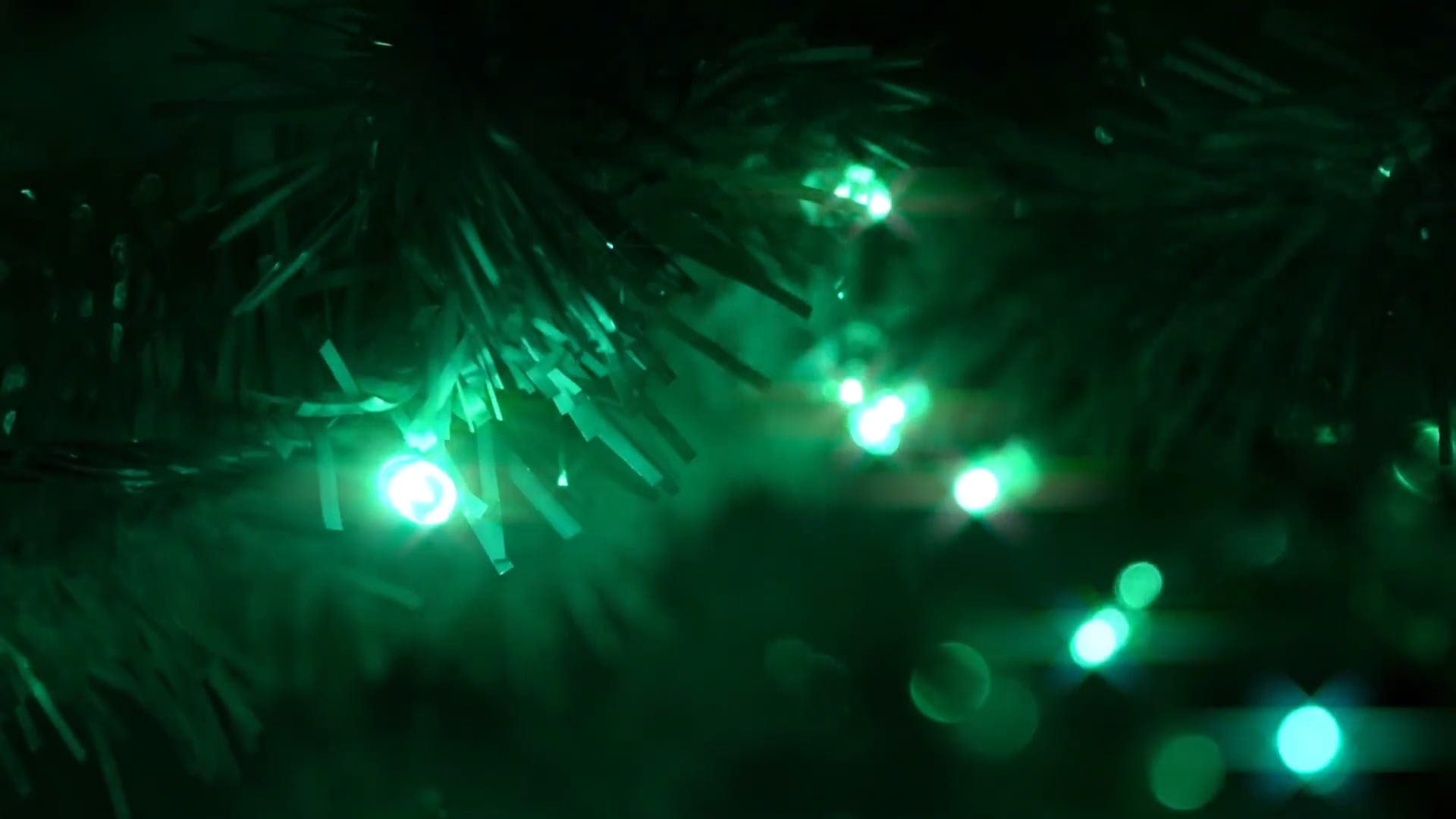 Blinking Christmas Lights