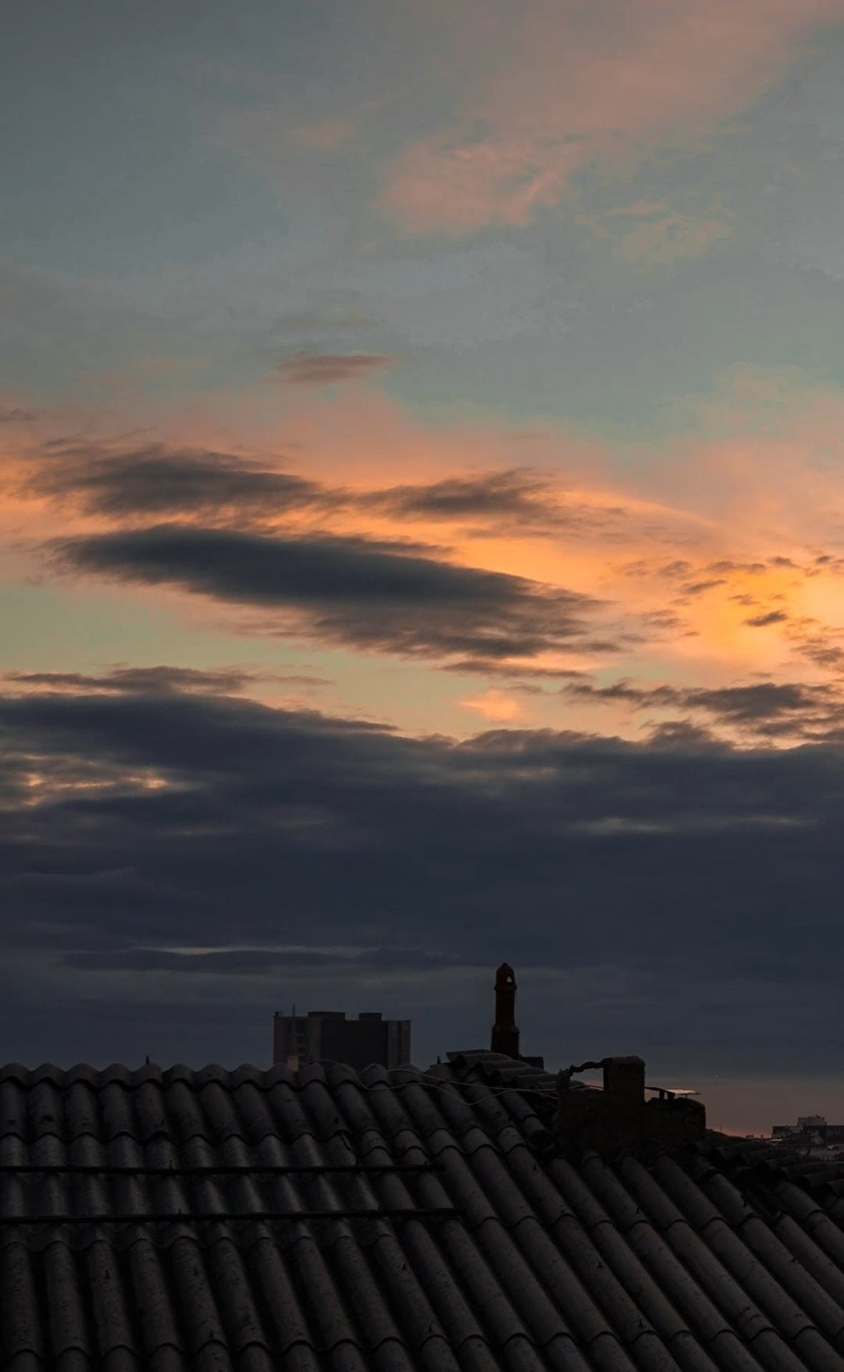 Time Lapse Of Sky