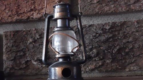 An Antique Lamp