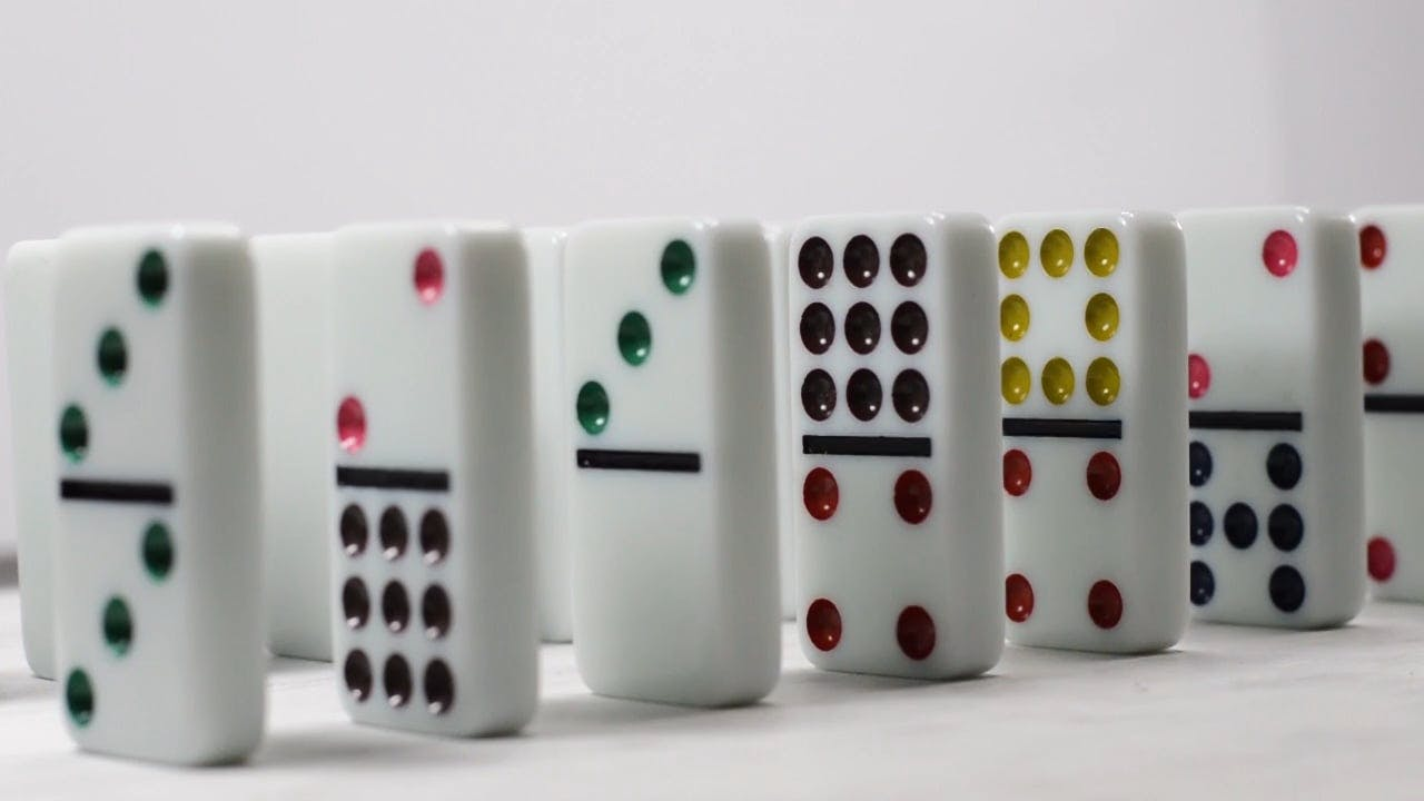 Set Of Dominoes