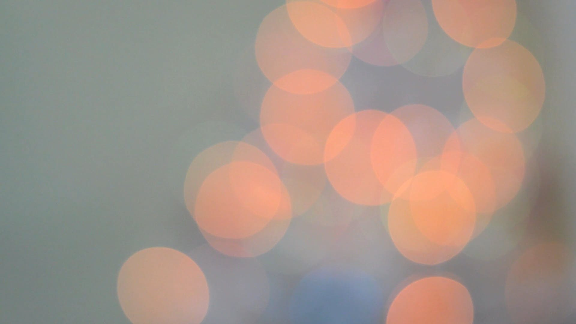 Interchanging Light Bokeh