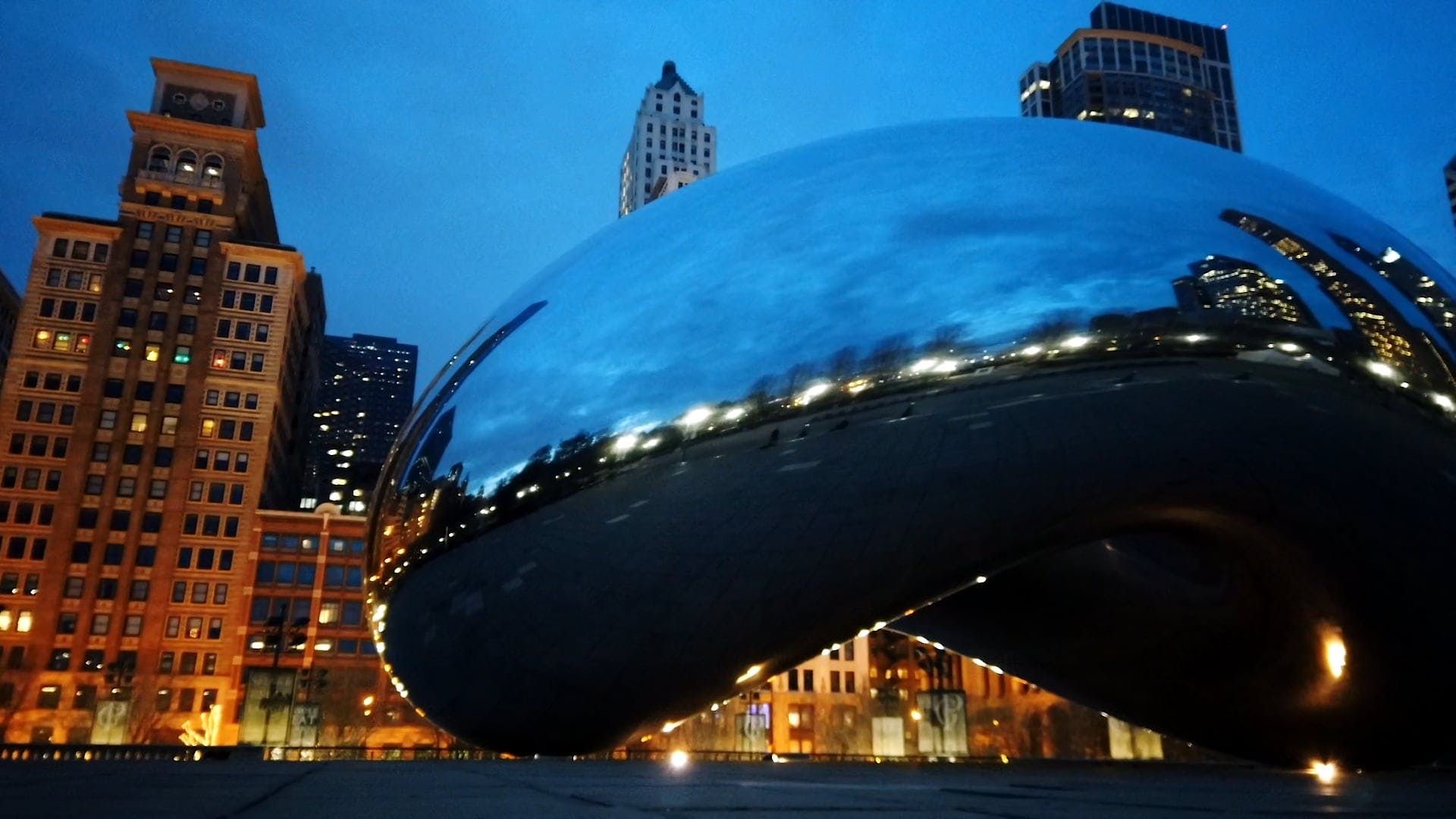 The Bean- Chicago's Millennium Park