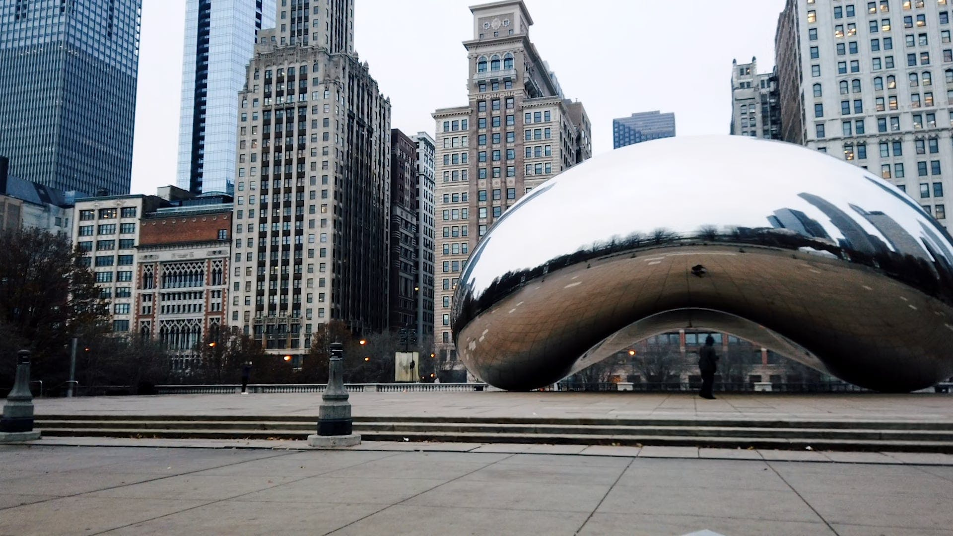 The Bean - Chicago's Millennium Park