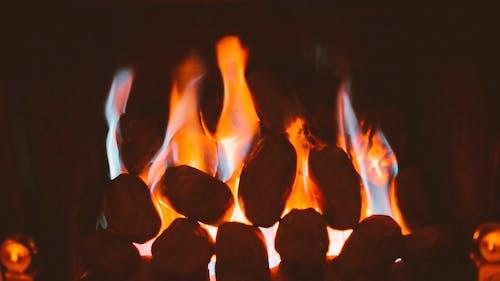 Burning Stones