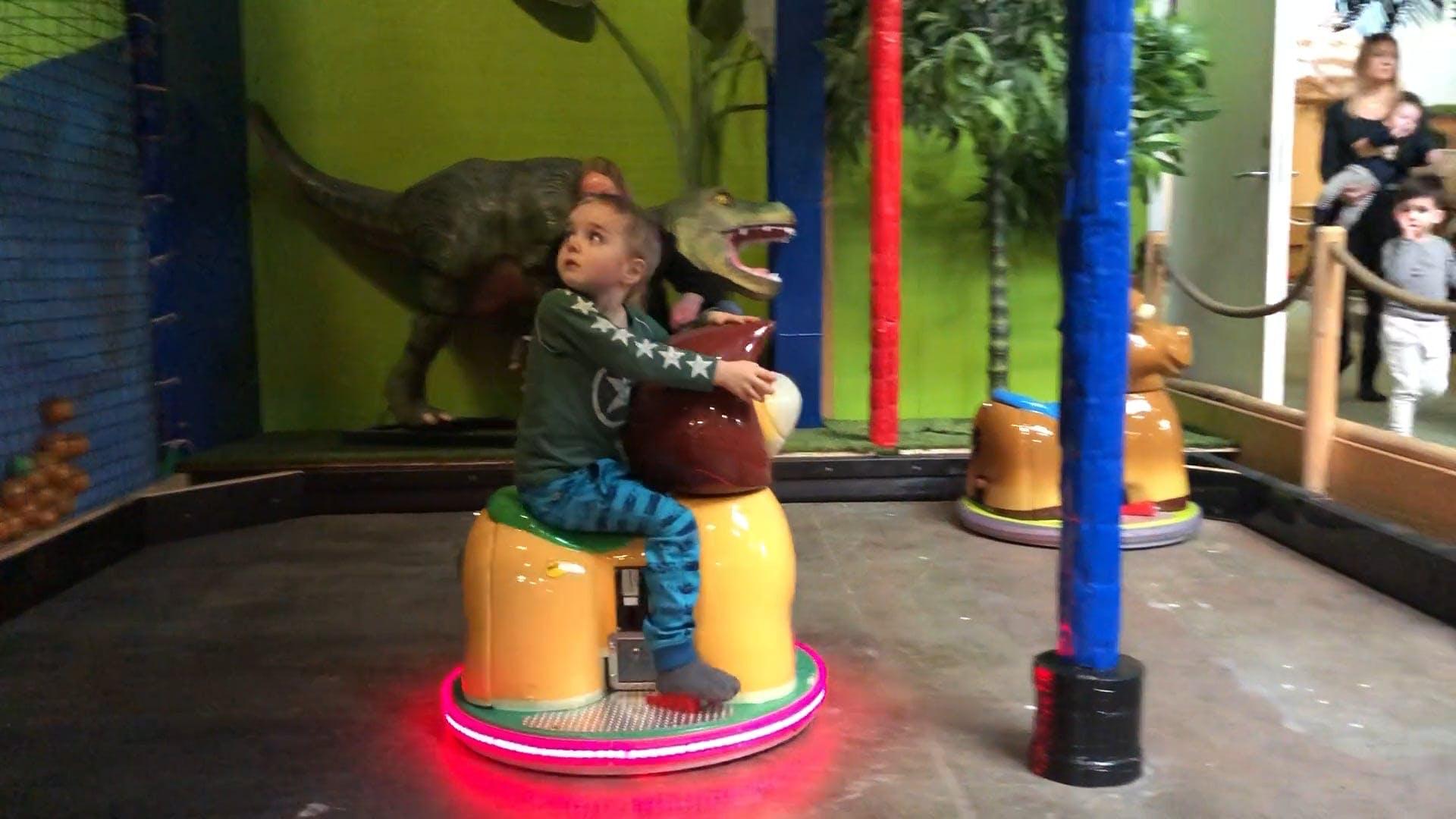 Boy On A Ride