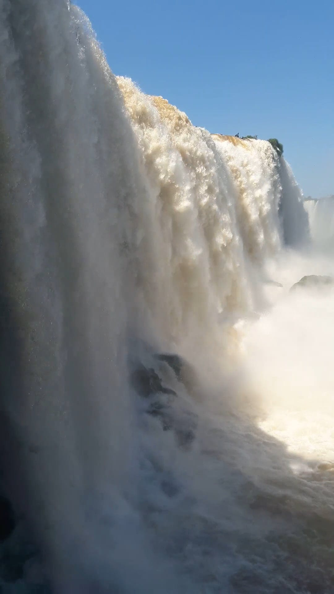 A Grand Waterfalls