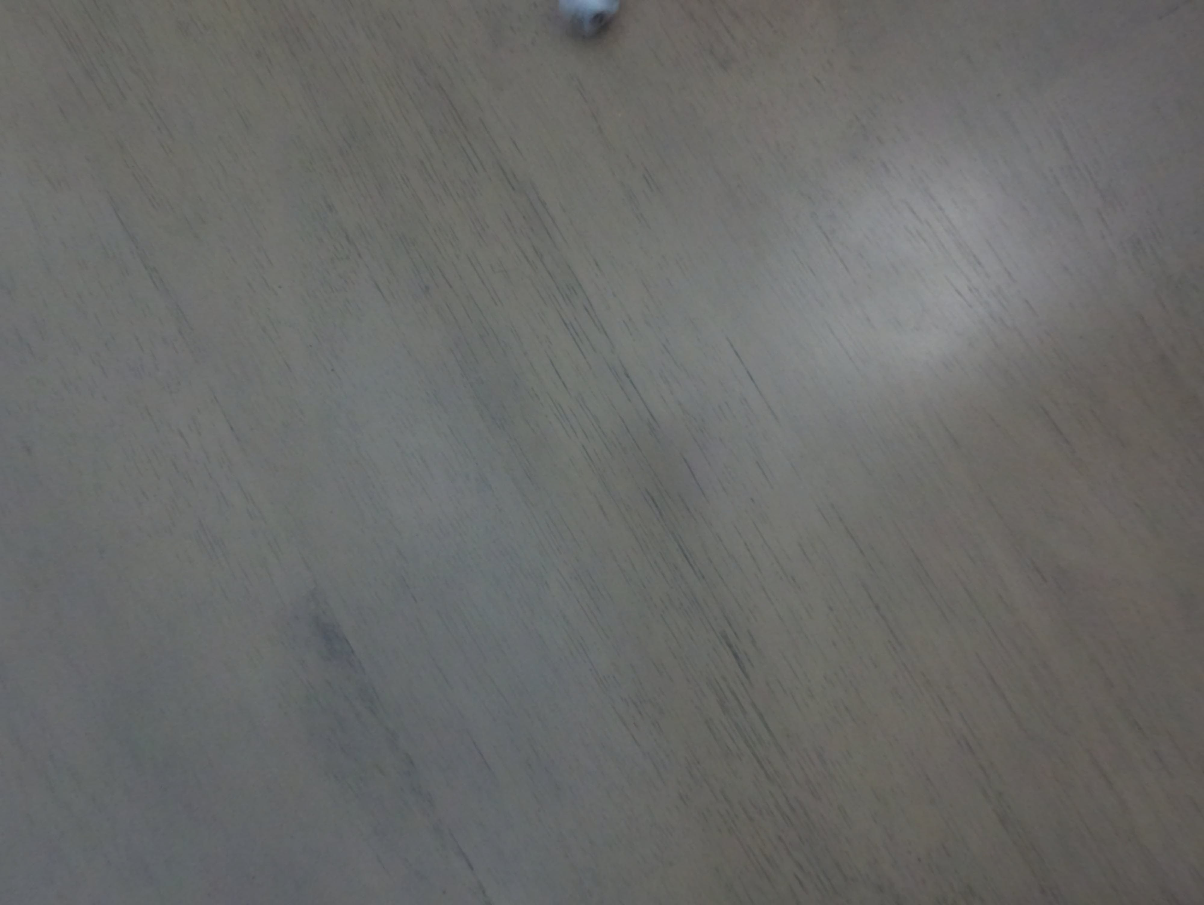Dice Thrown On A Wooden Surface