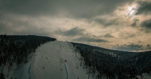 Time Lapse Of Ski Resort