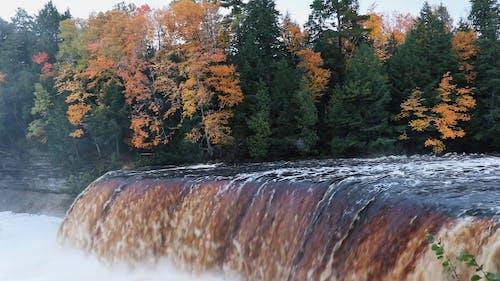 A Big Water Falls