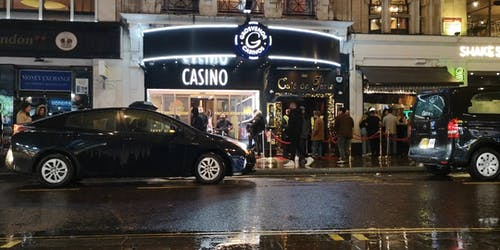 Grosvenor Casino in London