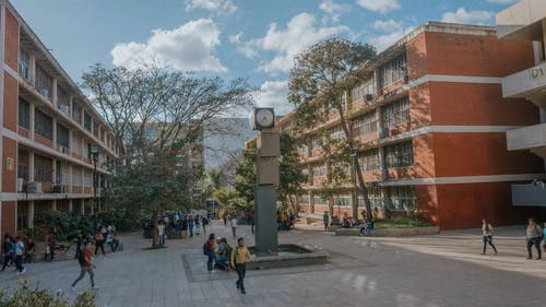 People's Movements In A University