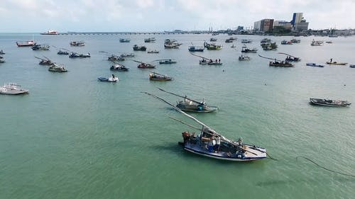 Different KInds Of Fishing Boats