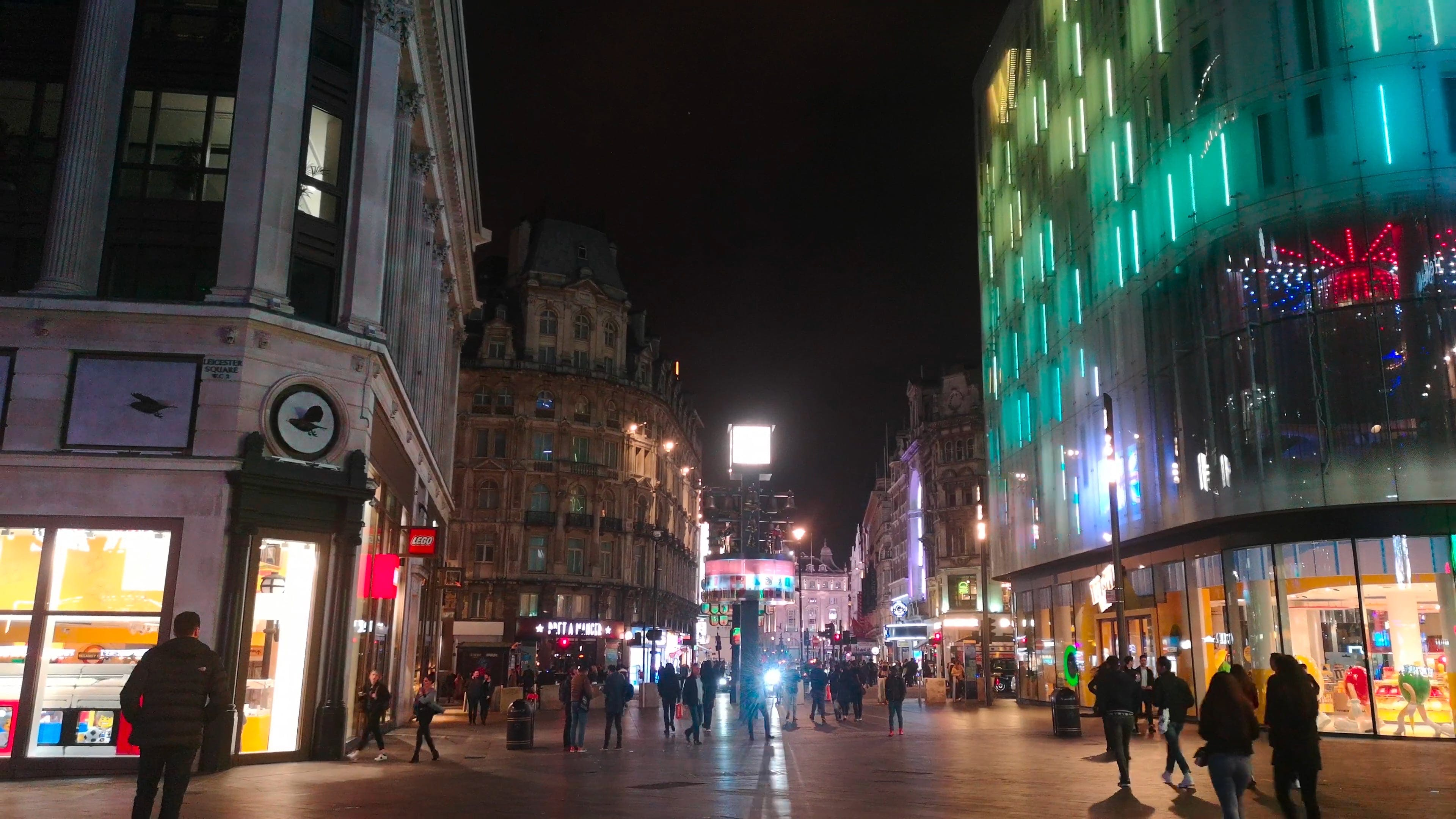 Nightlife In The City Of London