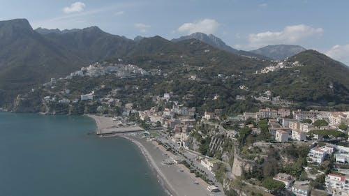 A Town Near The Coast