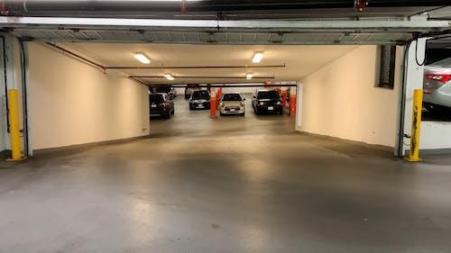 An Automatic Garage Door