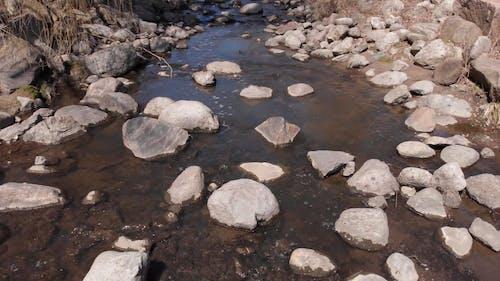 Stream With Many Rocks