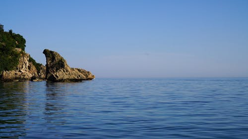 Sea With Calm Waters