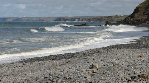 A Rocky Beach Coast