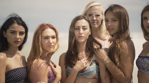 Women In Swimwear