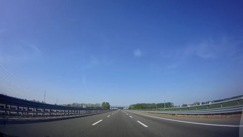 Travelling On A Long Road