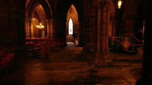 Inside A Church Architectural And Structural Design