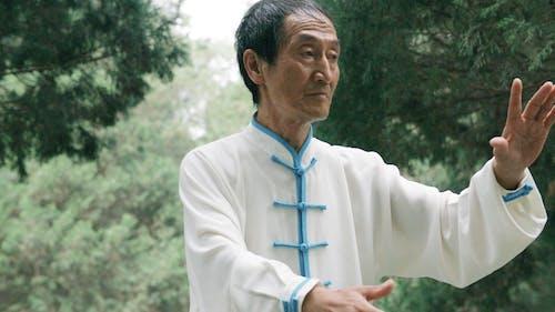 A Master Of Kung Fu