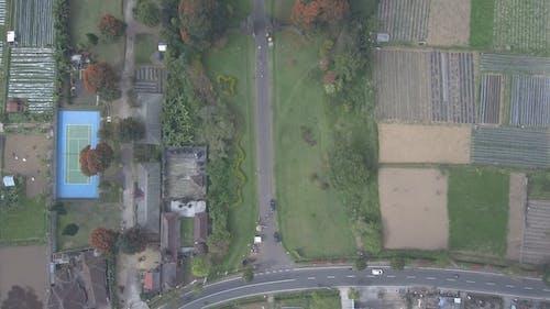 Tilted Lands For Agricultural Farming