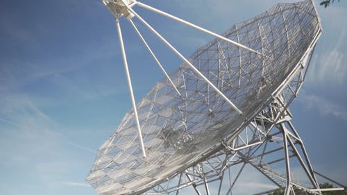 A Radar Guarding The Open Sky