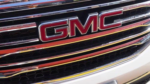 Het Logo Van Een Motorvoertuigbedrijf