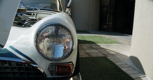 Sunbeam Vintage Car