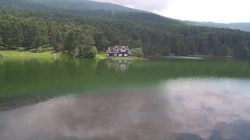 A Peaceful Lake House