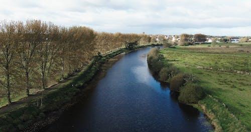 Nehir İle Paralel İnşa Edilen Yol