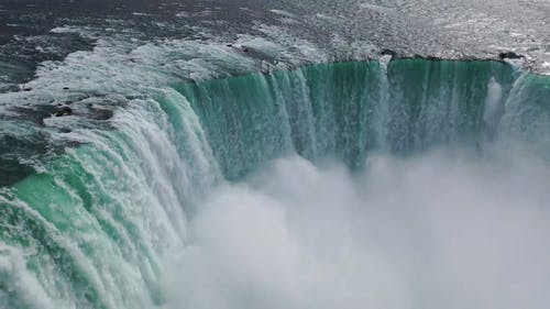 The Strong Force Of Niagara Falls