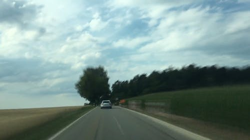 Driving In Time-Lapse Mode