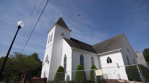 The Exterior Design Of A Chapel