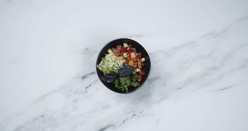 A Bowl Serving Of Mix Salad