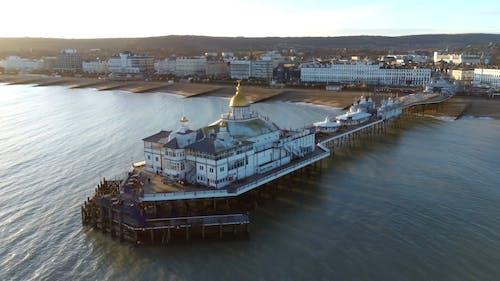 Drone Footage Of East Sussex Landmark