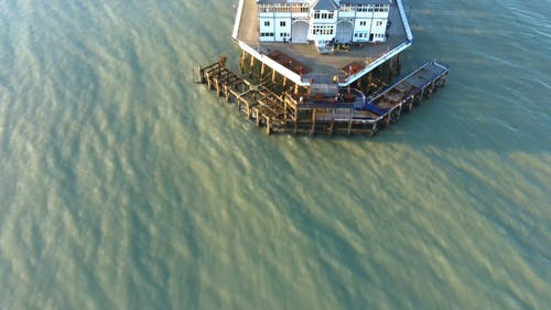 Drone Footage of the Eastbourne Pier