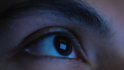 A Movement Of An Eye