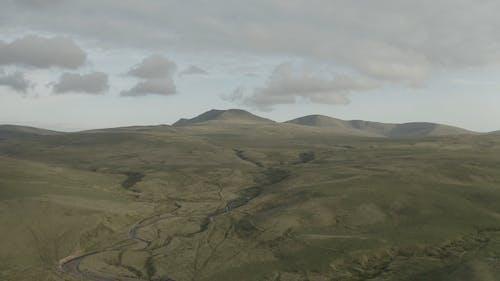 Pen Y Fan Mountain Landscape