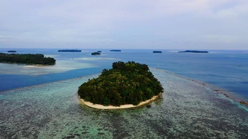 A Groups Of Islands And Islets In The Open Sea