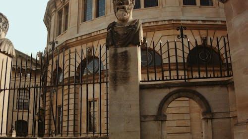 Zusammenstellungsvideo Und Filmmaterial Von Sehenswürdigkeiten In Oxford England