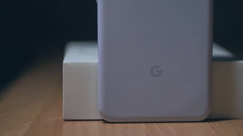Backside Of A Smartphone With Pixel 3a Camera