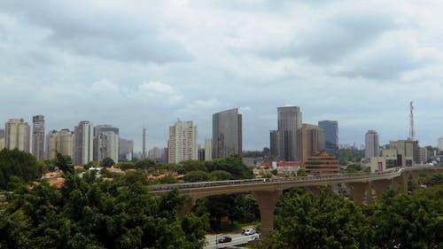 Grattacieli Di Una Città Moderna