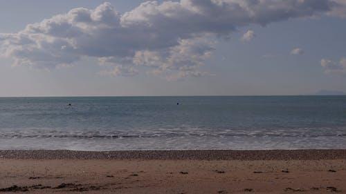 Watching Ocean Waves