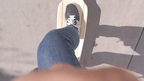 Traveling Using Skateboard
